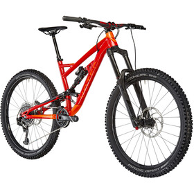 "VOTEC VE Elite Tout-suspendu Enduro 27,5"", red-black"